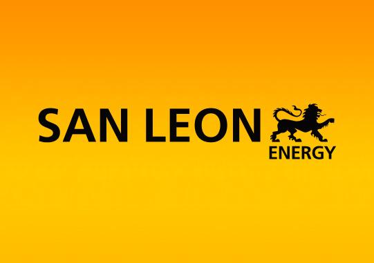 San Leon Energy Plc logo