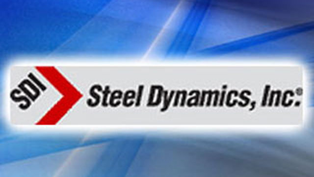 Steel Dynamics, Inc. logo