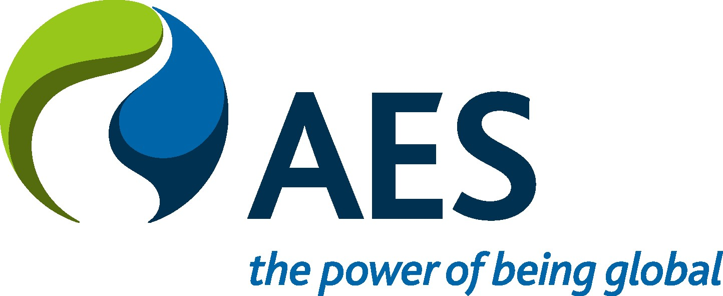 The AES Corp. logo