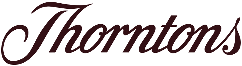 Thorntons plc logo