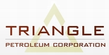 Triangle Petroleum Co. logo