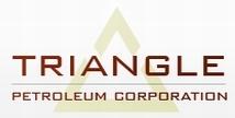 Triangle Petroleum logo
