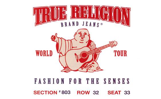 True Religion Apparel logo