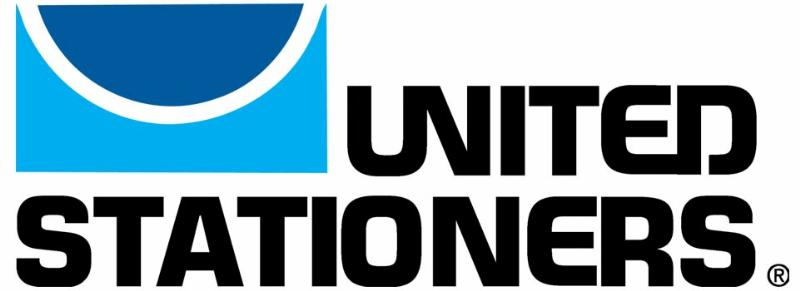 United Stationers logo