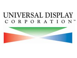 Universal Display Co. logo