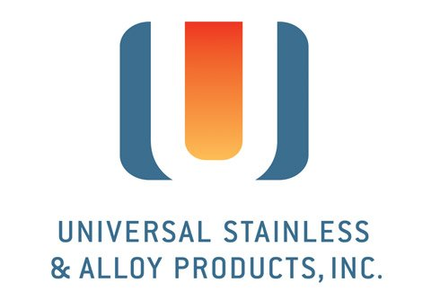Universal Stainless & Alloy Products logo