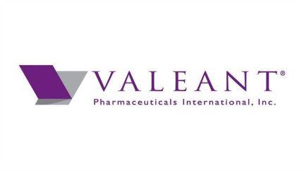 Valeant Pharmaceuticals Intl logo