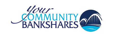 Your Community Bankshares logo
