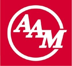 American Axle & Manufacturing Holdings logo