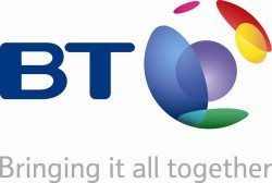 BT Group PLC logo