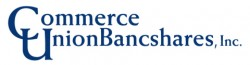 Commerce Union Bancshares logo