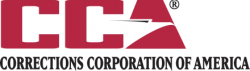 Corrections Corp. of America logo