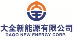 DAQO New Energy Corp. logo