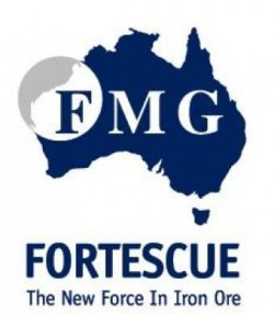 Fortescue Metals G  logo