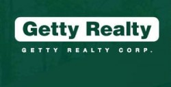 Getty Realty Corporation logo