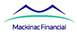 Mackinac Financial logo