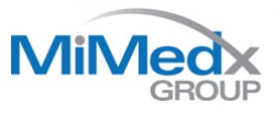 MiMedx Group logo