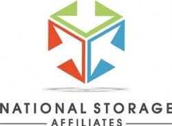 National Storage Affiliates Trust logo
