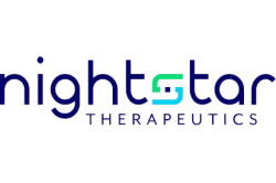 Nightstar Therapeutics PLC Sponsored ADR logo