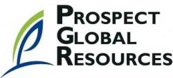 Prospect Global Resources logo