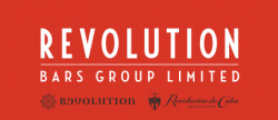 Revolution Bars Group logo