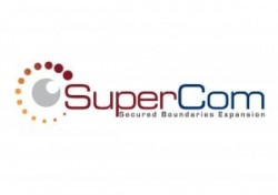 SuperCom logo