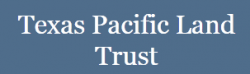 Texas Pacific Land Trust logo