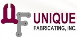 Unique Fabricating logo