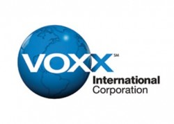 VOXX International Corporation logo