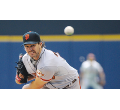 Image for Barry Zito and Giants Shut Down Dodgers