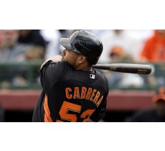 Image for Will Melky Cabrera STAY A Giant?