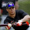 Miami Marlins Giancarlo Stanton Reactivated from DL