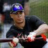 Giancarlo Stanton Making Progress: Takes Batting Practice