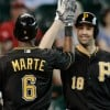 Pirates Activate OF Starling Marte From Disabled list.