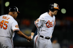 Orioles Power Takes Opener – Tie Yankees for Division Lead