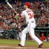 Nats Bryce Harper Finally Sent to DL, Eligible to Return June 11th
