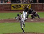 Chris Dickerson Walk Off Homer Caps Comeback for Orioles (Video)