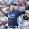 Tampa Bay Rays Send Jake Odorizzi Back to Minors