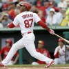 St. Louis Cardinals Send Oscar Taveras to the DL With Ailing Ankle