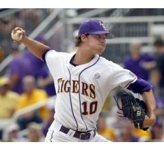 Image for LSU's Aaron Nola Handles Oklahoma, Jonathan Gray