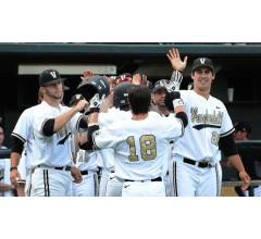Image for Top Seeds North Carolina and Vanderbilt Face Elimination in Regionals
