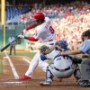 Philadelphia Phillies Domonic Brown Earns NL Player of Month Honors