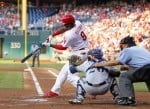Cliff Lee Ks 11, Domonic Brown Homers to Lead Phillies to Victory