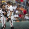 Mississippi State Takes CWS Opener 5-4 over Oregon State