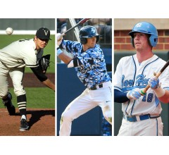 Image for Finalists for Golden 2013 Spikes Award: Tyler Beede, Kris Bryant, Colin Moran