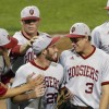 Indiana's Joey DeNato Shuts Down Louisville 2-0 in CWS