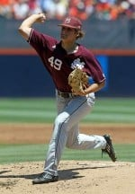 Mississippi State Beats Virginia in Game 1 of Super Regional