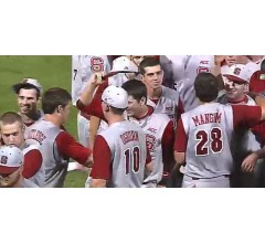 Image for NC State Outlasts Rice in 17 innings, Advances to First CWS Since 1968