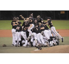 Image for Oregon State Outlasts Kansas State, Advances to CWS