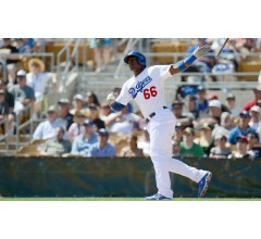 Image for Los Angeles Dodgers Will Give Yasiel Puig a Shot